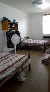 Shared bedroom