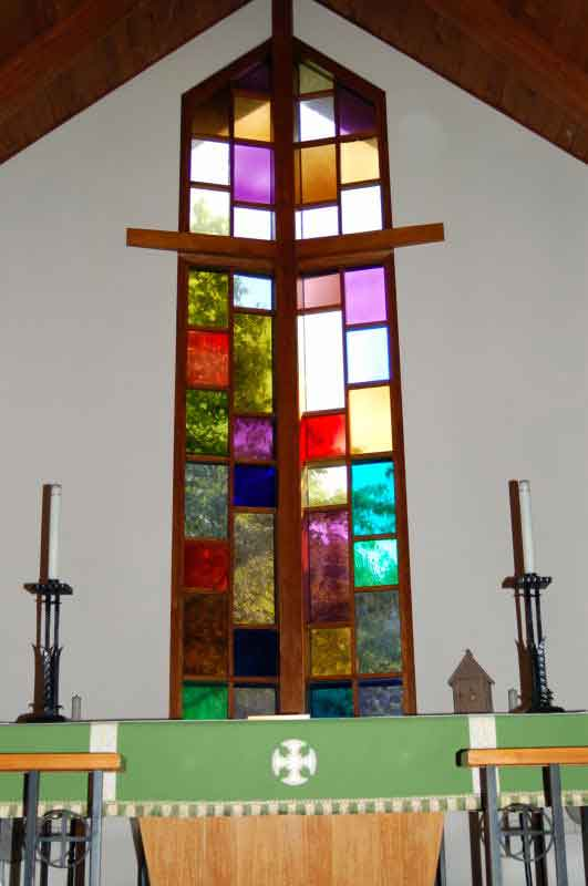 Summer Worship begins June 27!