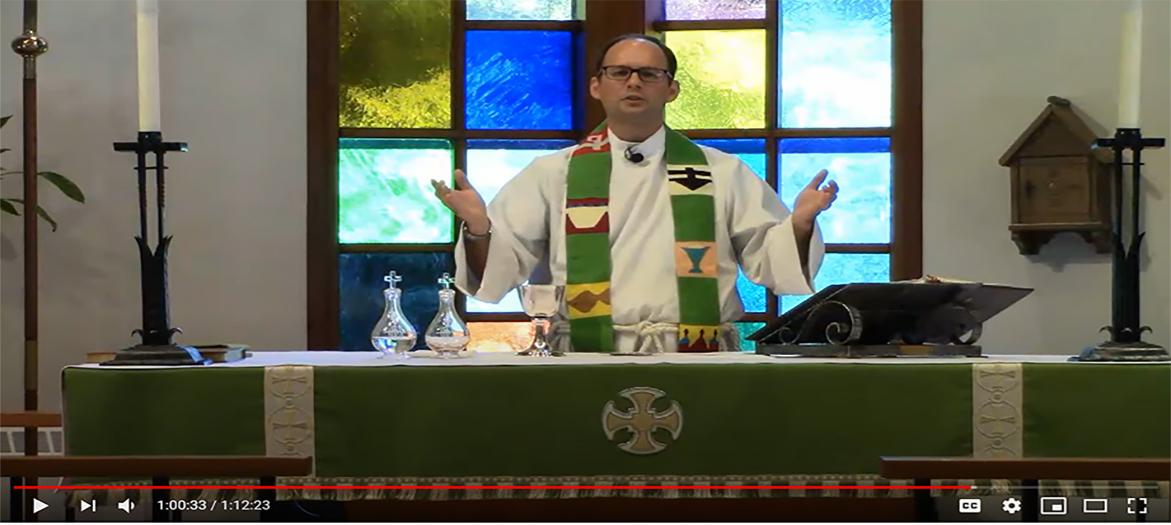 Sunday Worship Webcast